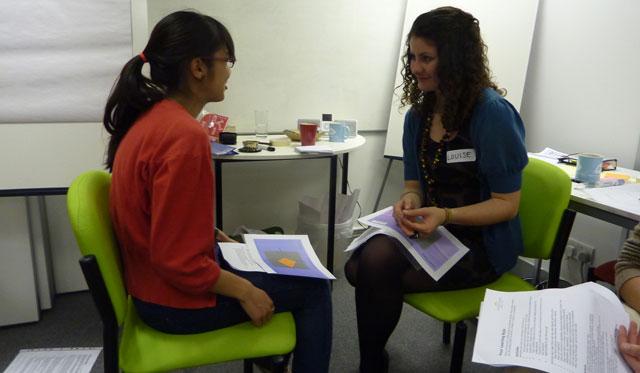 Individual discussion